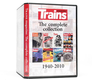 Trains - The Complete Collection 1940-2010 DVD